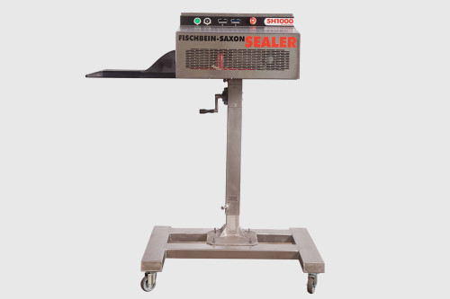 "Saxon SH 1000 Continuous ""Hot Air"" Sealer"