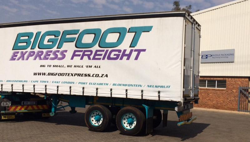 Bigfoot Express Freight