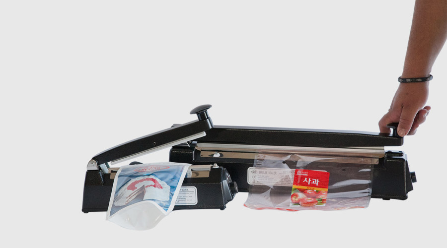 MEC Hand Impulse Sealers