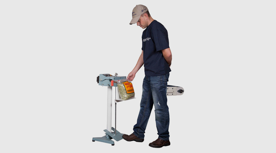 MEC Impulse Type Foot Sealer
