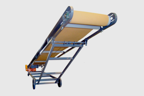 Mobile Bag Stacker (Belt Type)