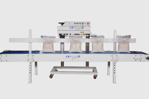 Model EX-720 Hanato continuous Band Sealer