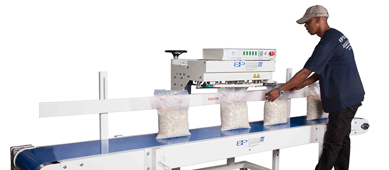 New age technology for bag sealers for bag sealers
