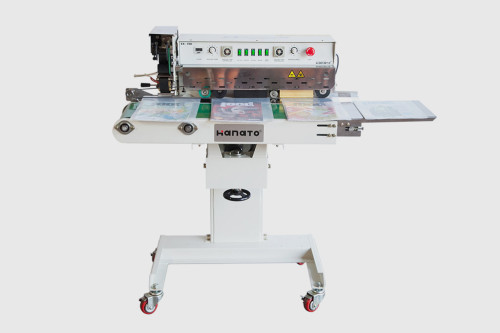 Model EX-700-HP Hanato continuous Band Sealer