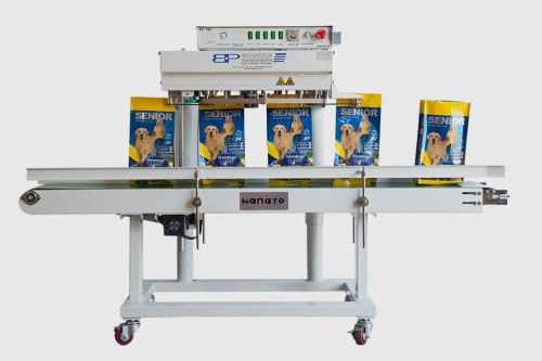 Model EX-720-H Hanato continuous Band Sealer