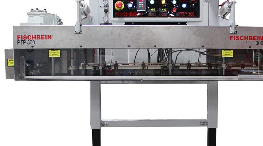 Fischbein PTP 300 Poly Thru Paper Heat Sealer