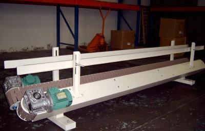 V Track Conveyor