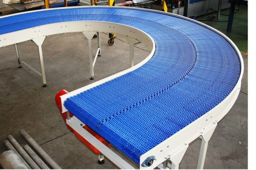 Curved Conveyor