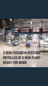 New Fischbein bag closing system Buckle Packaging