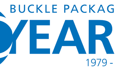 Buckle Packaging is 40!!!
