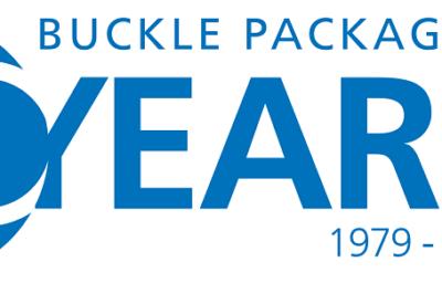 Buckle Packaging is 40!!!