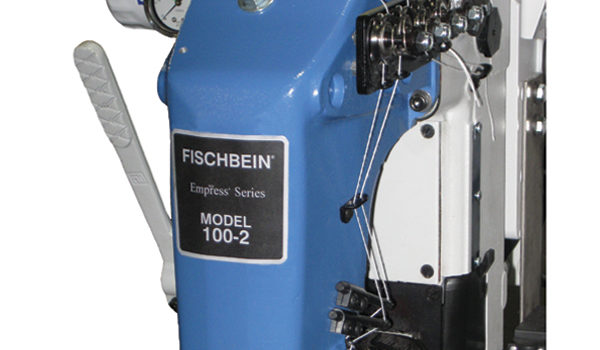 fischbein double stitch sewing head