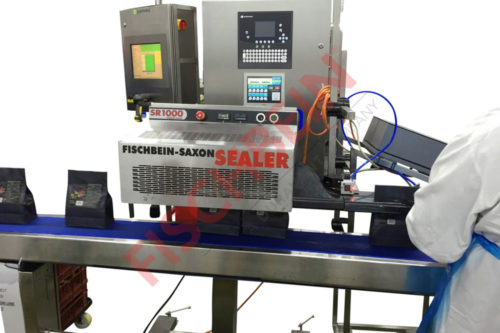 "Saxon SR1000 – 'Radiant"" Continuous Heat Sealer"